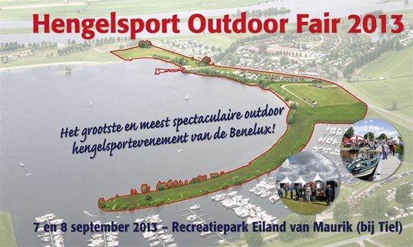 Upcoming: Hengelsport Outdoor Fair 2013