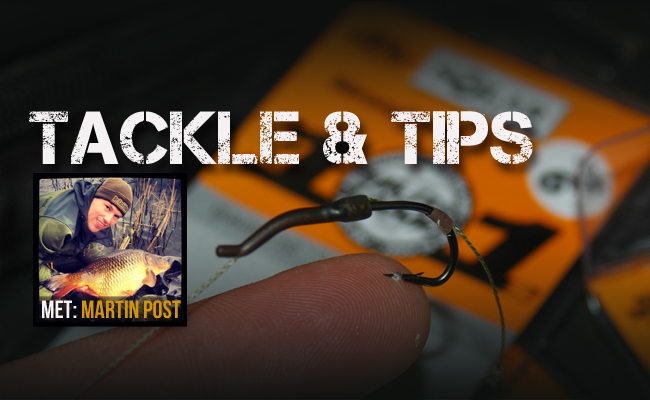 Tackle & Tips met Martin Post – September