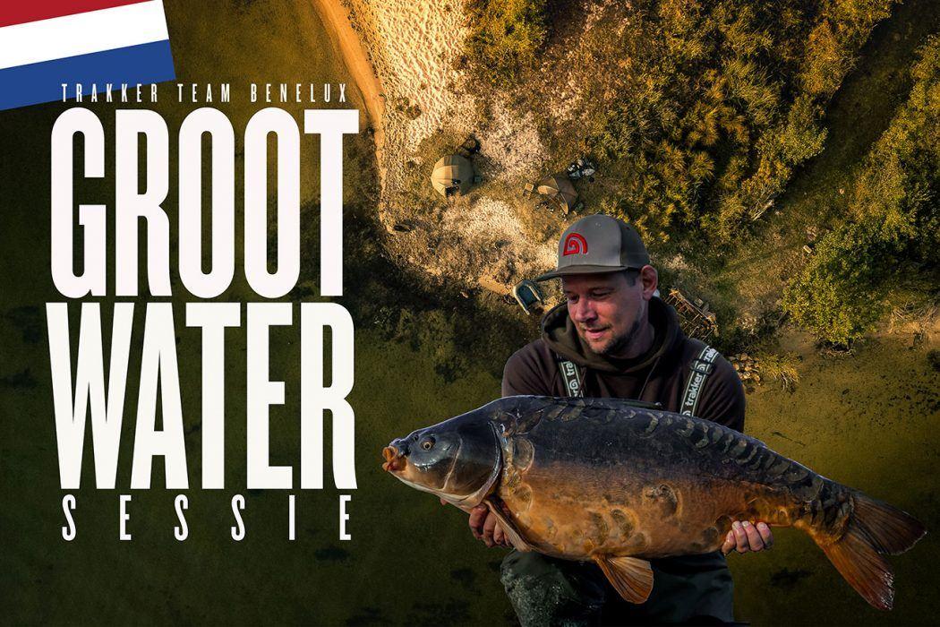 Topvideo: Karpervissen op GROOT WATER met Erik en Mathijs