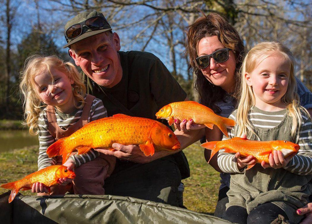 TOPVIDEO:  Alan Blair's Family Fishing Holiday