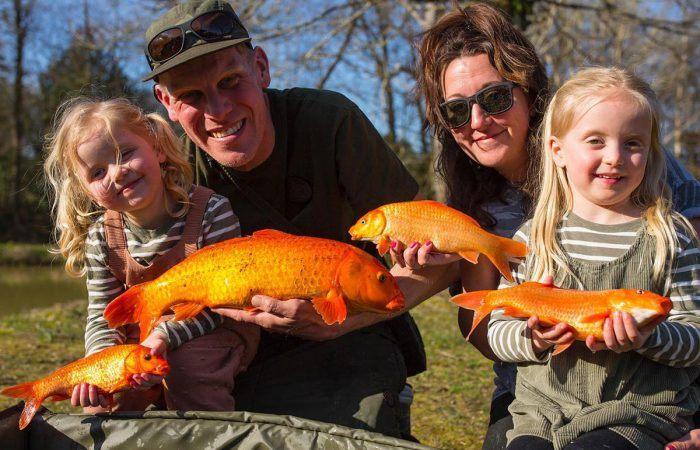TOPVIDEO:  Alan Blair's Family Fishing Holiday