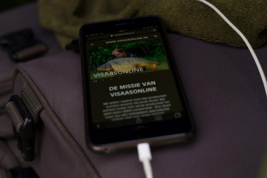 Partikels bestellen doe je bij Visaasonline.nl!