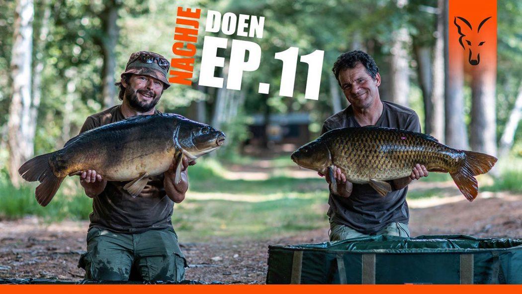 TOPVIDEO: Een nachtje doen met Chris de Clercq – Episode 11