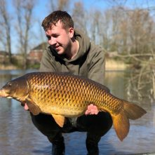 Een goede start van het voorjaar – Vissen en werken – Rik Aldenkamp
