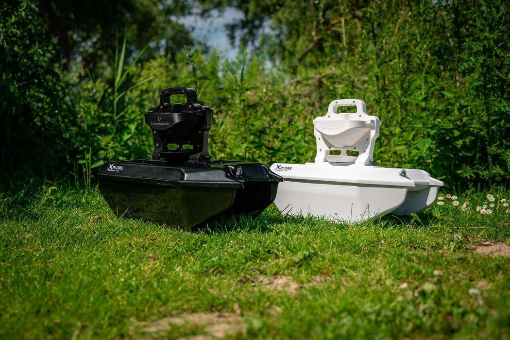 Verspreid voeren met je voerboot: Berns Baitboats introduceert de Bait Spreader!