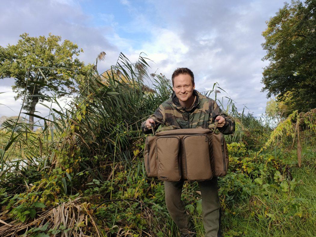 KWO Fieldtest: Korda Compac Large Carryall – Joost Derix
