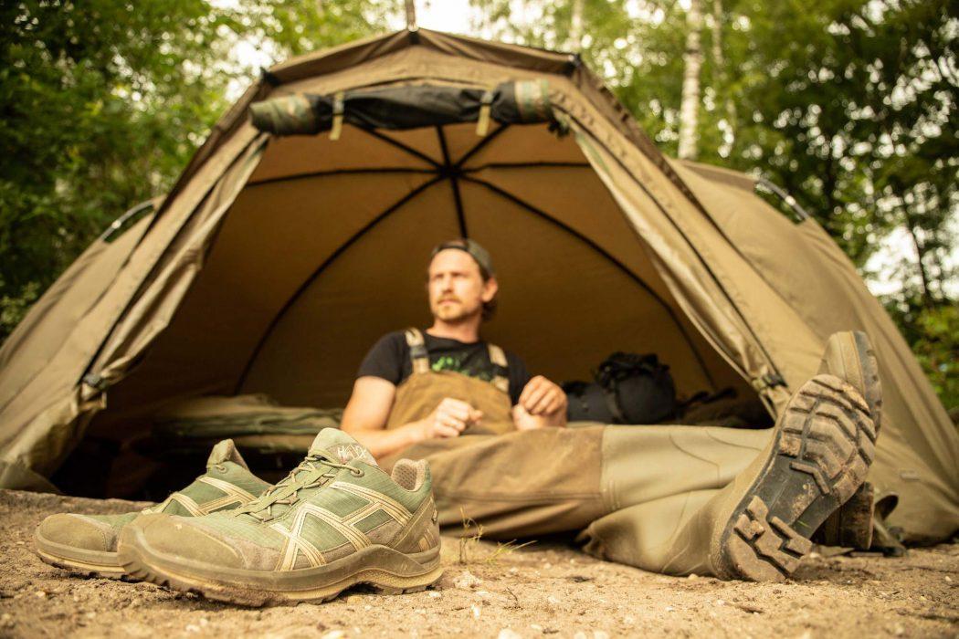 HAIX: De ultieme outdoorschoenen voor karpervissers!