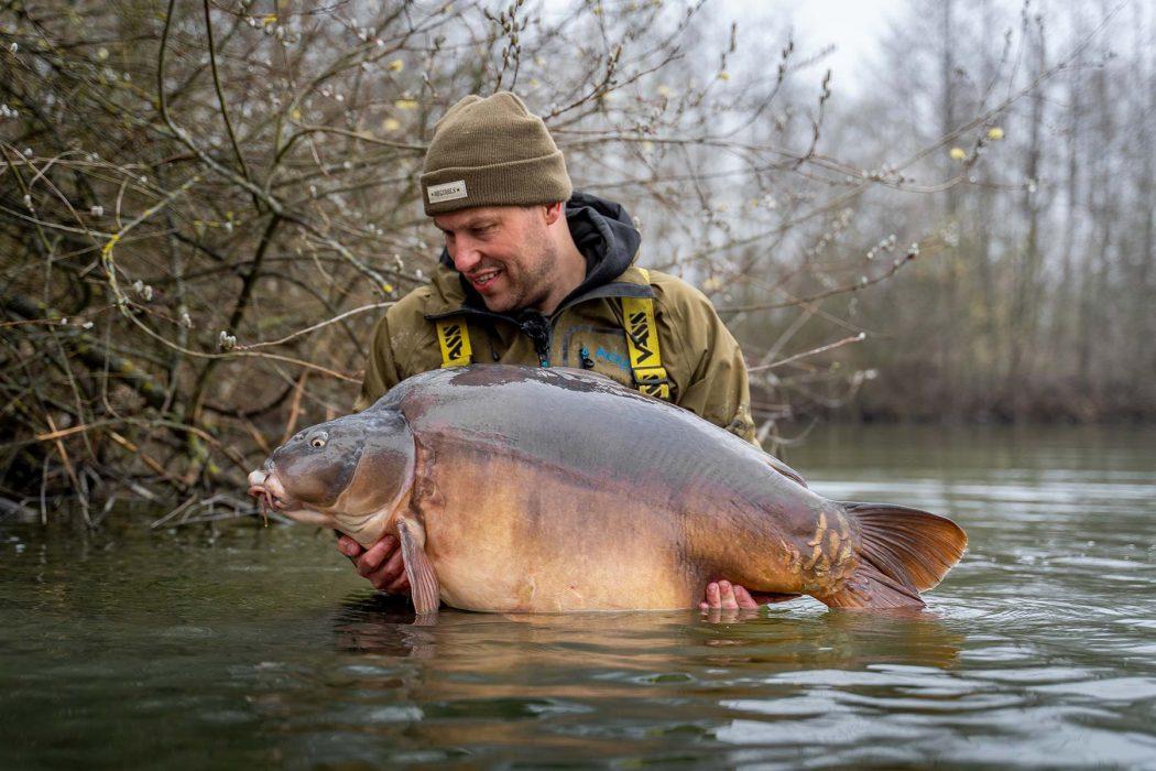 [VIDEO] Wintervissen op grote karpers – Deel 2 – Martin Post